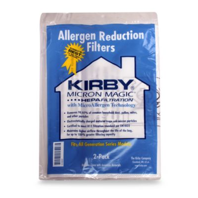 Kirby® Micron Magic® Hepa Filtration Dust Bags for Generation Upright Series Vacuums