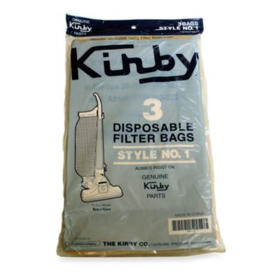 Kirby® 3-Pack Vacuum Cleaner Style 1 Bags
