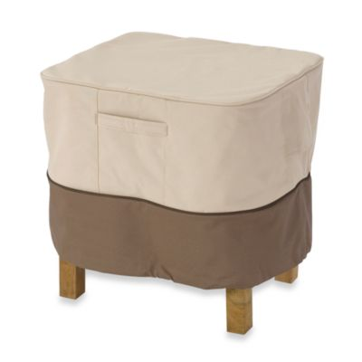 Classic Accessories® Veranda Rectangular Ottoman/Side Table Cover