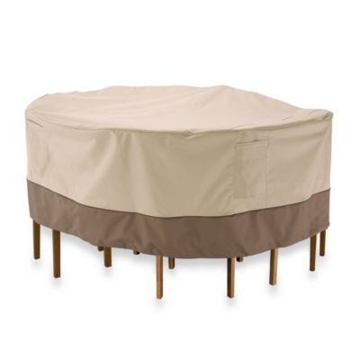 Veranda Round Table and Chair Set Cover