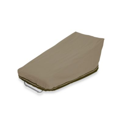 Classic Accessories® Villa Patio Chaise Cover
