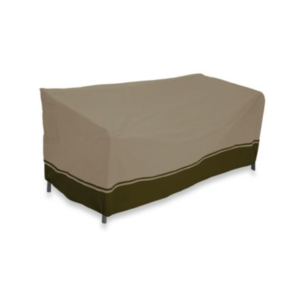 Classic Accessories® Villa Patio Bench/Loveseat Cover