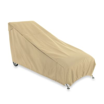 Classic Accessories® Terrazzo Chaise Cover