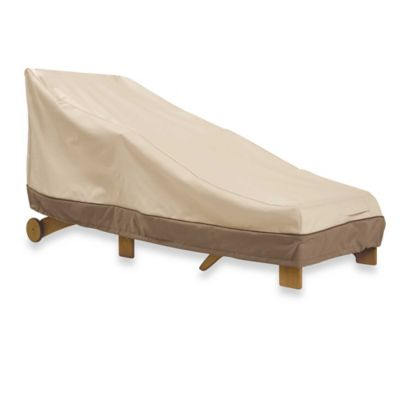 Classic Accessories® Veranda Wide Chaise Lounge Cover