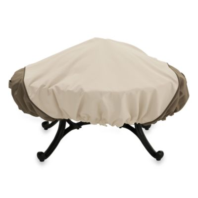 Classic Accessories® Veranda Large Round Fire Pit Cover