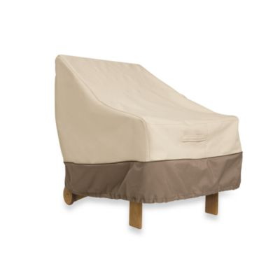 Veranda High Back Patio Chair Cover