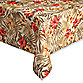 Fauna 70-Inch Round Indoor/Outdoor Tablecloth