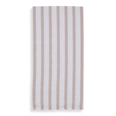 Gourmet Classics Kitchen Towel in Khaki
