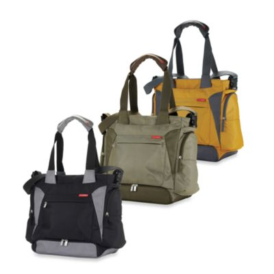 SKIP*HOP® Bento Ultimate Diaper Bag in Olive