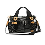 Storksak® Kate Diaper Bag in Black