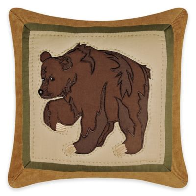 Big Sky 14-Inch Square Toss Pillow