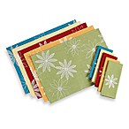 Summer Garden Placemat and Napkin