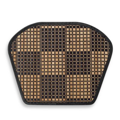 Buy Basketweave Wedge Placemat In Red From Bed Bath Amp Beyond