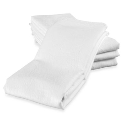 Real Simple® Flour Sack Towels (Set of 4)