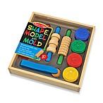 Melissa & Doug® Clay Play ShapeModel & Mold