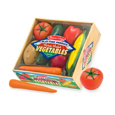 Melissa & Doug® Play-Time Produce Farm Fresh Vegetables