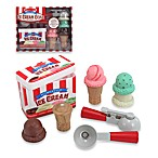 Melissa & Doug® Ice Cream Scoop Set