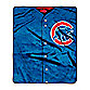 MLB Chicago Cubs Retro Raschel Throw Blanket