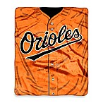 Baltimore Orioles Raschel Throw