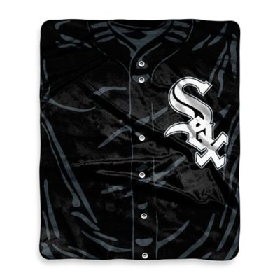 Chicago White Sox Raschel Throw