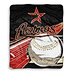 Houston Astros Raschel Throw