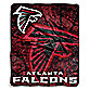 Atlanta Falcons Raschel Throw