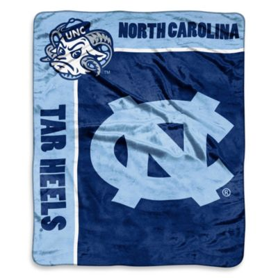 University of North Carolina Raschel Throw