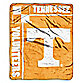 University of Tennessee Raschel Throw