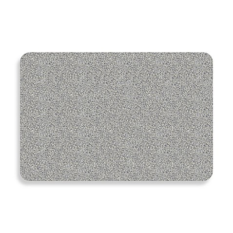 ungalow Flooring DirtStopper Small Rug in Blue
