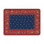 Bungalow Flooring Blue Chintz Premium Kitchen Mat