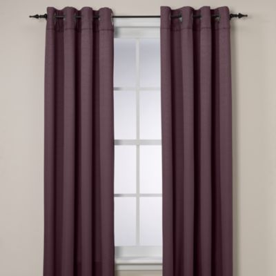 Odyssey 84-Inch Insulating Window Panel in Purple