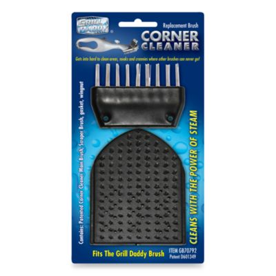 Grill Daddy Replacement Corner Cleaner Brush Head GB70792