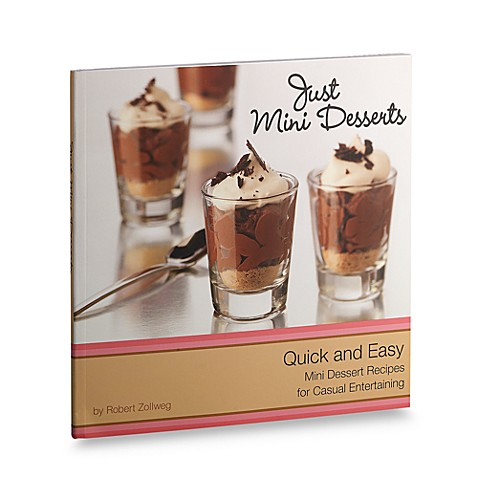 Just Mini Desserts Cookbook