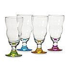 Libbey® Colors Smoothie Set (Set of 4)
