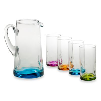 Impressions Colors 5-Piece Drinkware Set
