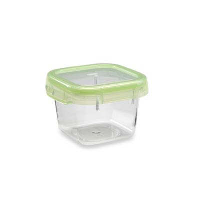 Green Square Storage Container