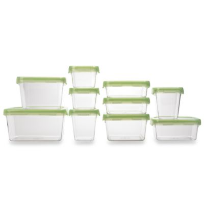 20-Piece Storage Container