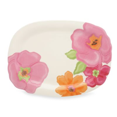 Lenox® Floral Fusion Figural Serving Tray