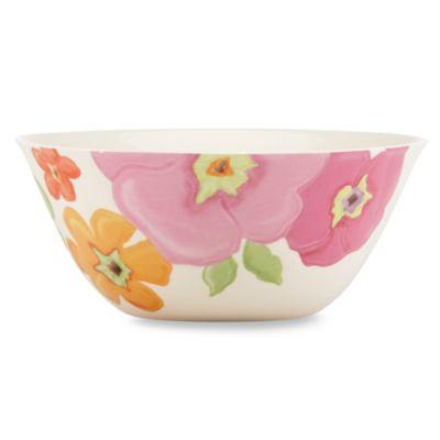 Lenox® Floral Fusion 9 1/4-Inch Serving Bowl