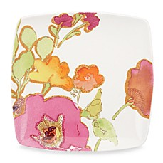 Lenox® Floral Fusion 8 1/2-Inch Square Accent Plate
