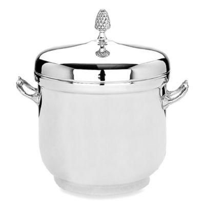 2-Quart Silverplate Ice Bucket