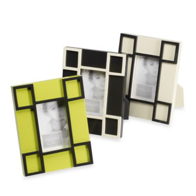 CoCaLo Couture® Harlow Picture Frames (Set of 3)