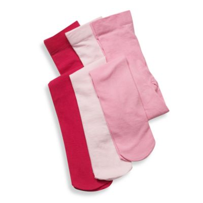 Be Basic™ Pink Cotton Rich Tights