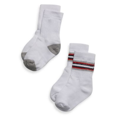 BE Basic™ 6-Pack Crew Socks