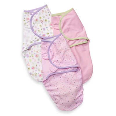 SwaddleMe® 3-Pack in Pink