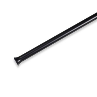 Umbra® Chroma Black Drapery Tension Rod