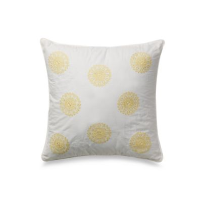 Basic Dena 16-Inch Square Toss Pillow
