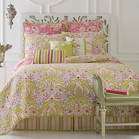 Dena™ Home Moroccan Garden California King Bed Skirt