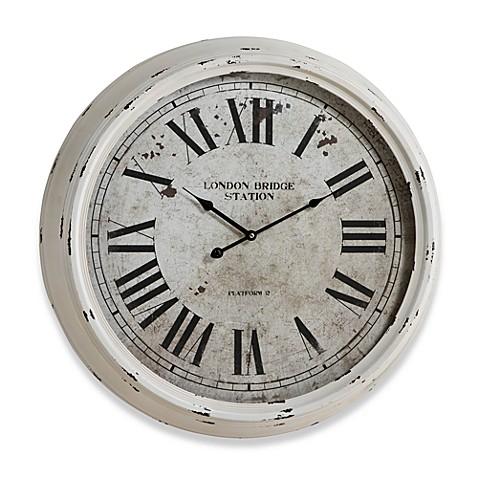 Cooper Classics Daria Clock - BedBathandBeyond.com