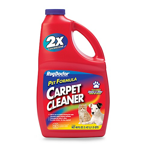 Buy Rug Doctor 174 48 Ounce Pet Formula Carpet Cleaner From